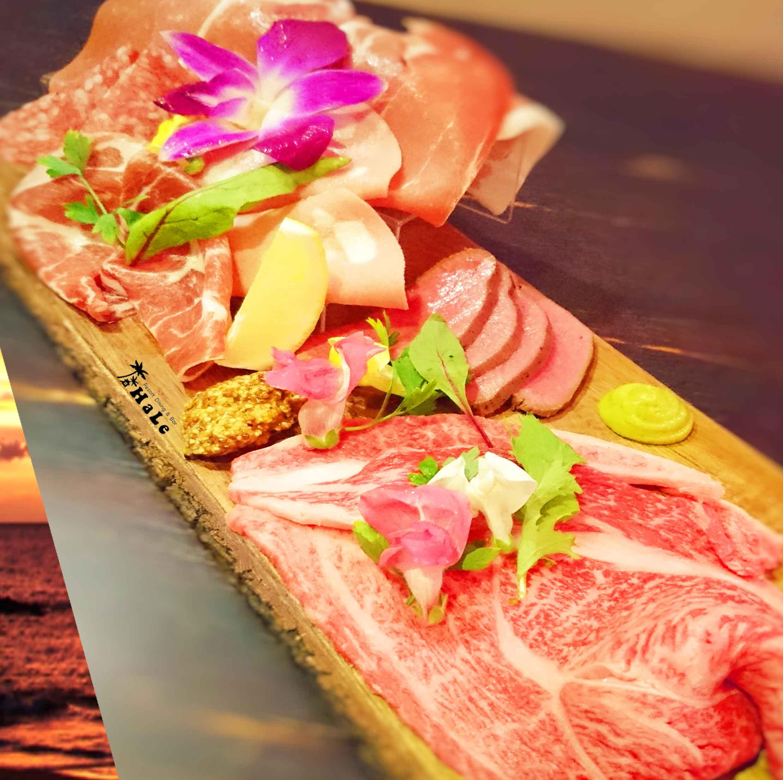 人気のお肉とチーズのコラボ|ハレリゾートダイニングバー京都河原町店